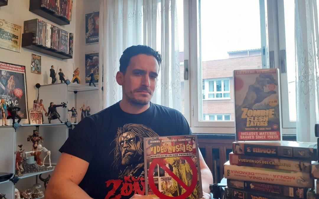 Daniel Rodríguez Sánchez: «En el Reino Unido se hacía contrabando de películas debajo de los mostradores de los videoclubs»