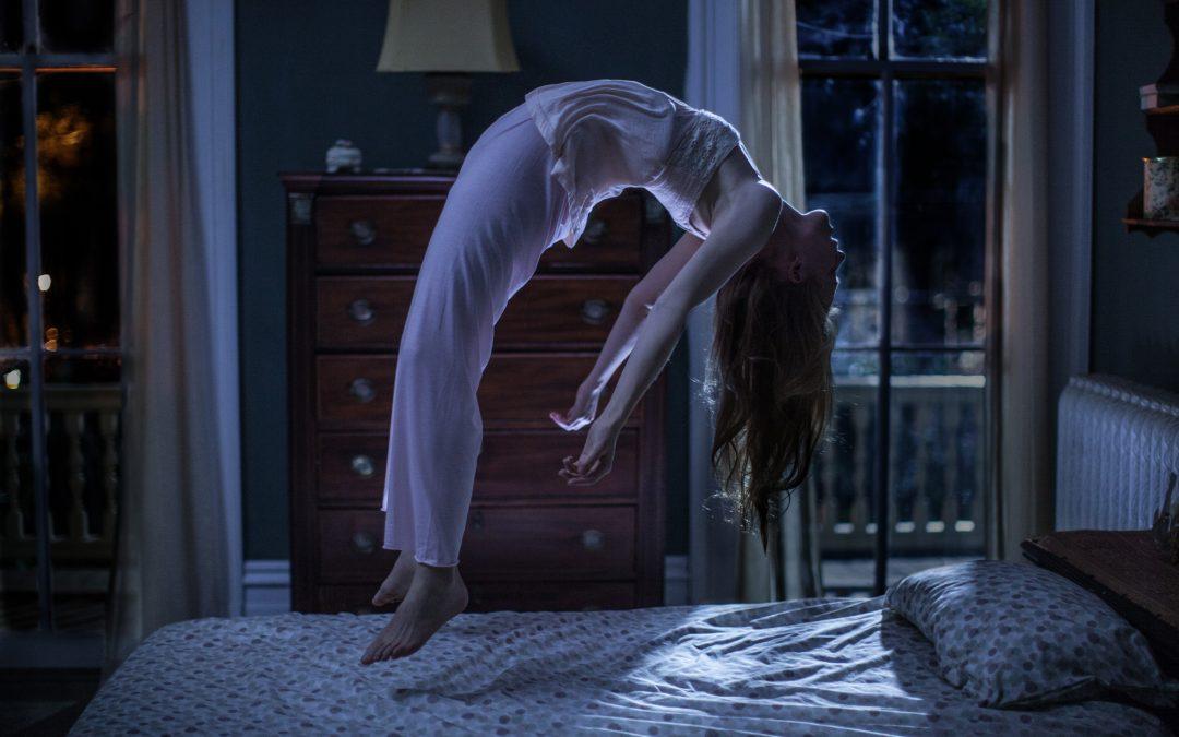 Un exorcismo muy valiente