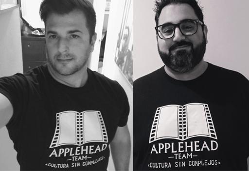 ¡Siete años de Applehead Team! Entrevista a Frank Muñoz y Pedro José Tena