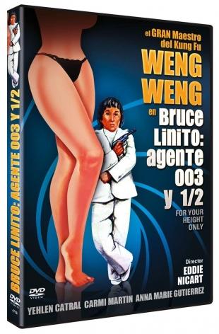 Bruce Linito: Agente 003 y ½