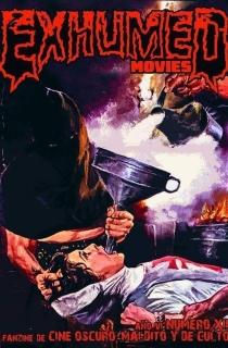 Exhumed Movies XII: Cine oscuro, maldito y de culto.