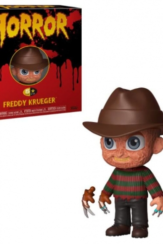 Figura 5 Star Horror – Freddy Krueger