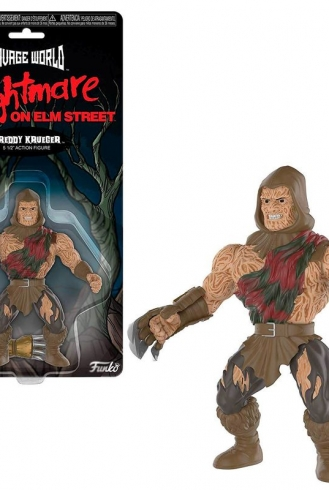 Figura action Savage World – Nightmare on Elm Street Freddy