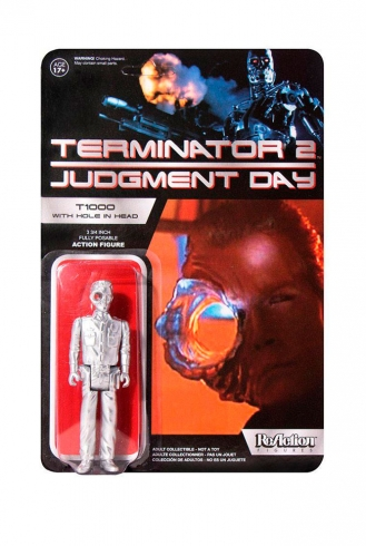 Figura T1000 Officer with Hole In The Head – Terminator 2
