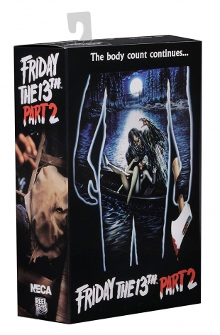 Friday The 13th Part 2 Ultimate Jason Voorhees 7 – Viernes 13