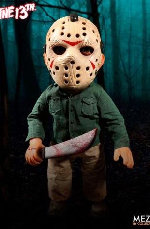 Jason Friday the 13th 38cm sonido