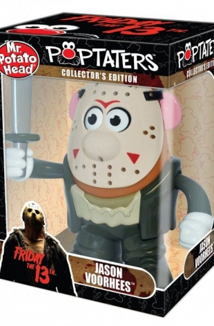 Muñeco Jason Viernes 13 Mr. Potato Poptaters
