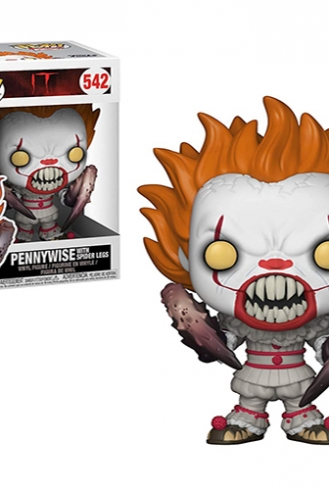 Pennywise with Crab Legs