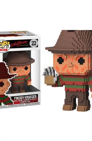Pesadilla en Elm Street 8-Bit – Freddy Krueger