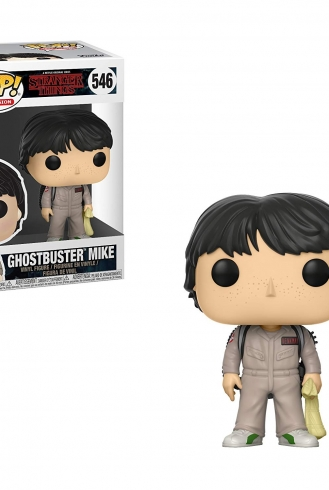Stranger Things – Mike Ghostbuster