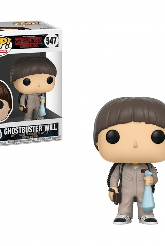 Stranger Things – Will Ghostbuster