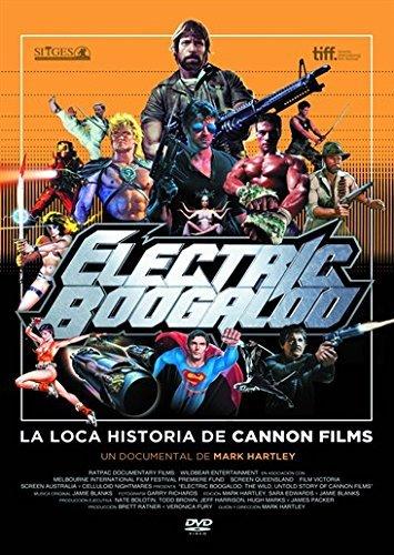Últimas películas que has visto - (Las votaciones de la liga en el primer post) - Página 8 Cannon
