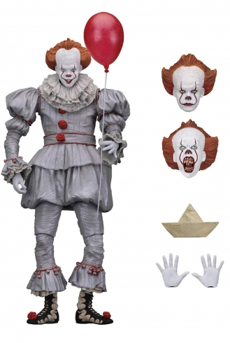 IT 2017 Ultimate Pennywise 7-Inch Action Figure
