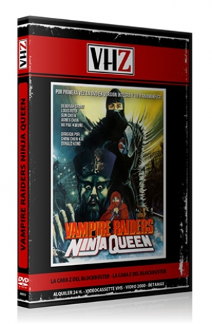 Ninja Raiders Vampire Queen