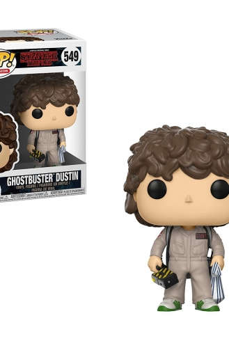 Stranger Things – Dustin Ghostbusters