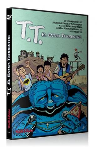 T.T. El extra terrestre