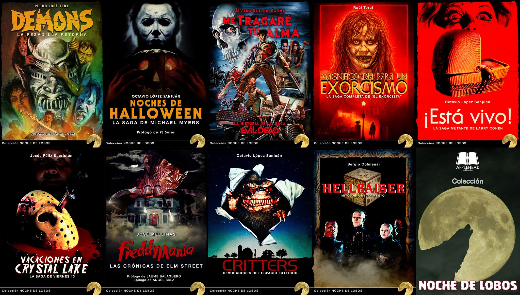 """Más """"Noches de lobos"""" para los aficionados al cine de terror"""