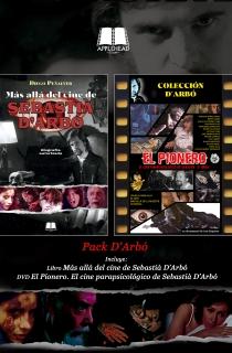 PACK D'ARBÓ: MÁS ALLÁ DEL CINE DE SEBASTIÀ D'ARBÓ + DVD EL PIONERO