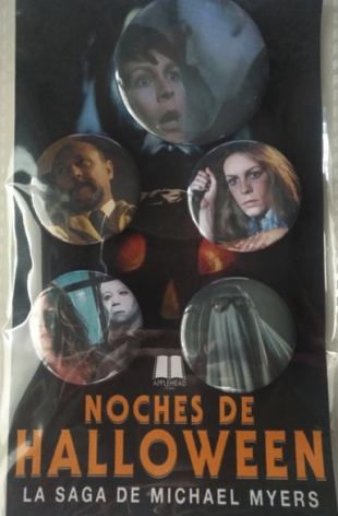 CHAPAS NOCHES DE HALLOWEEN