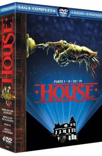 House, una casa alucinante. Partes 1, 2, 3 y 4