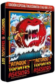 El Ataque de los Tomates Asesinos + El Retorno de los Tomates