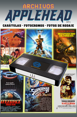 ARCHIVOS APPLEHEAD: CANNON FILMS