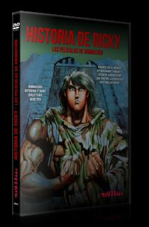 Historia de Ricky: Las películas de animación