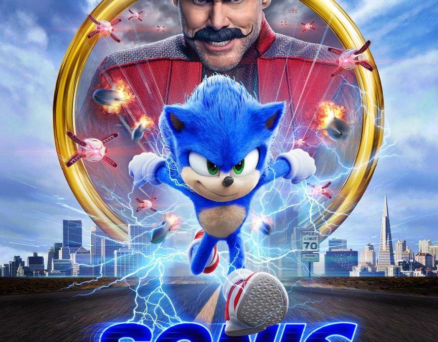 Un rápido vistazo a la vida en pantalla de Sonic el erizo