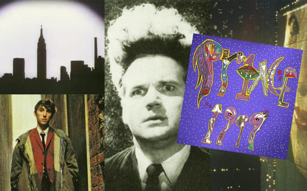 Prince y el celuloide.  Cinco películas que influyeron en la génesis del álbum 1999 (Warner Bros, 1982)