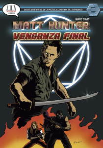 MATT HUNTER: VENGANZA FINAL
