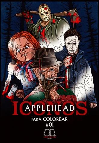 ICONOS APPLEHEAD #01