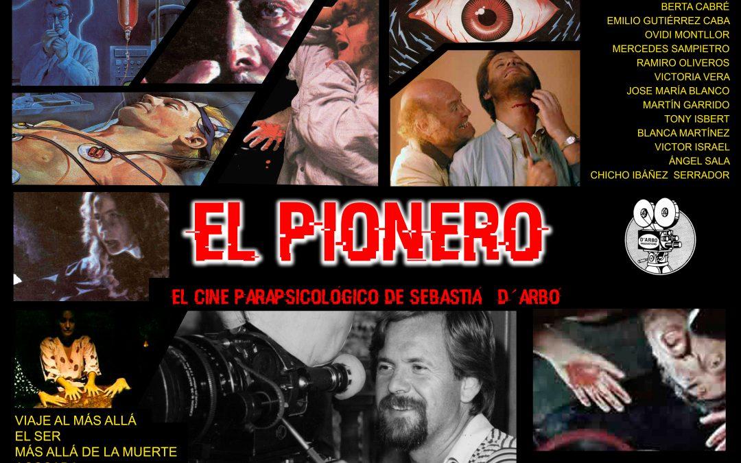 """Ya puedes ver """"El Pionero. El cine parapsicológico de Sebastiá D'Arbó"""" en Amazon Prime"""