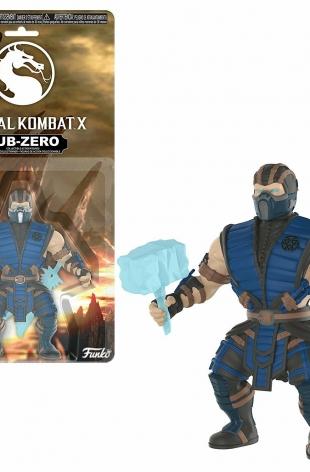 Funko – Savage World Mortal Kombat – Sub-Zero
