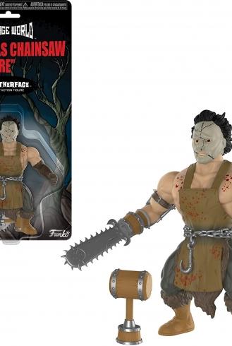 Savage World: Texas Chainsaw Massacre –  Leatherface