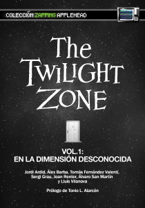 THE TWILIGHT ZONE VOL. 1: LA DIMENSIÓN DESCONOCIDA