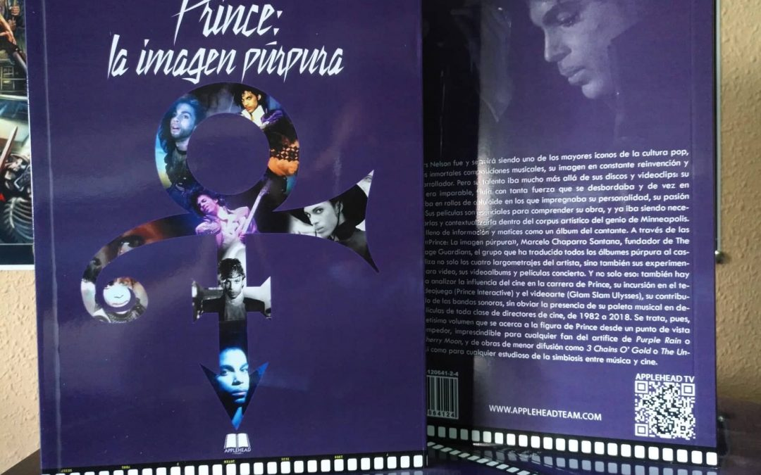 LA IMAGEN PÚRPURA: Prince en el cine