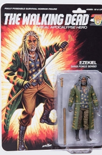 The Walking Dead – McFarlane – Shiva Force Sensei Ezekiel