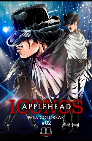 ICONOS APPLEHEAD #02