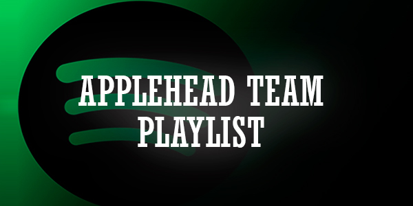 applehead team playlist