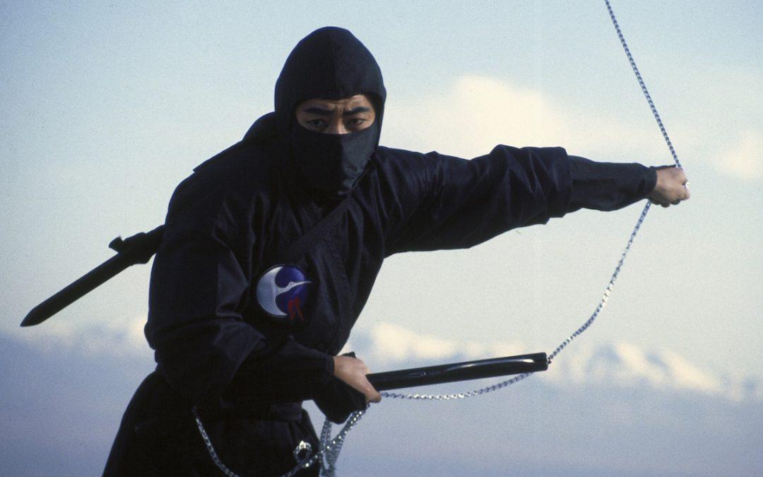 Los sietes pasos del ninja