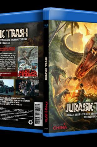 JURASSIC TRASH COLLECTION (JURASSIC ISLAND + LEGEND OF DINOSAURS & MONSTER BIRDS + ONE MILLION AC/DC