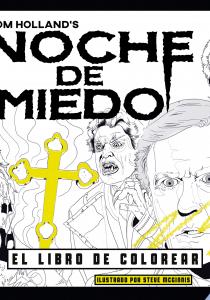 NOCHE DE MIEDO: EL LIBRO DE COLOREAR