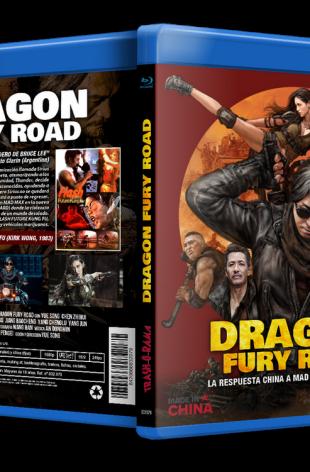 DRAGON FURY ROAD + FLASH FUTURE KUNG FU