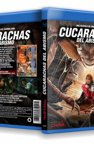 CUCARACHAS DEL ABISMO + WAR OF THE INSECTS + TWILIGHT OF THE COCKROACHES