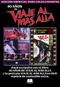 PACK VIAJE AL MÁS ALLÁ  (DVD + LIBRO)