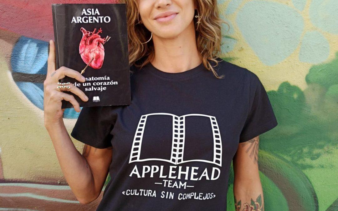 Asia Argento: «Me gustan las películas que me sacuden»